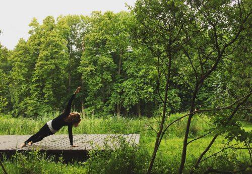 ריו אוביירטו בלב היער הצ'כי