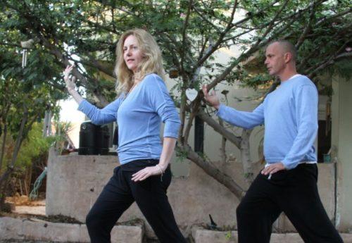 יוגה וצ'י קונג לצלילי יוון הקסומה