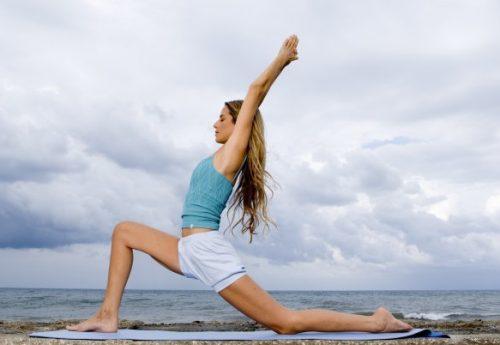 סדנת יוגה בפסח ביוון עם אורית ויינר