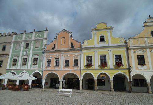 סדנת 5 המקצבים בצ'כיה עם ענת תמיר