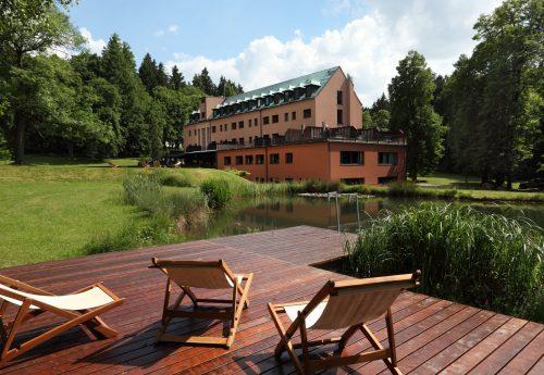 חופשת יוגה ופילאטיס במלון ספא בצ'כיה