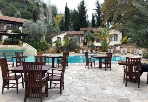 חופשת ספא ושלווה בקפריסין
