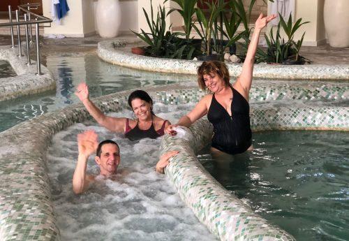 יוגה ופילאטיס במלון ספא קפריסאי