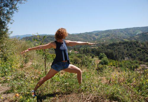 חופשת יוגה, תנועה והשראה