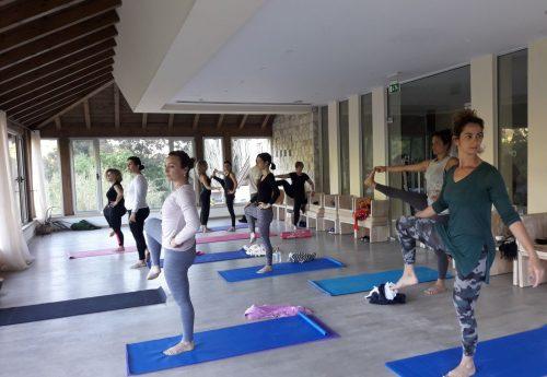 סדנת יוגה בקפריסין עם שלום זוהר