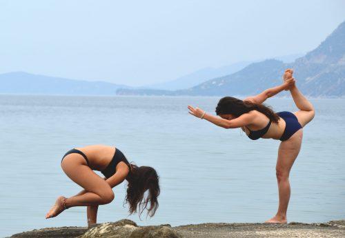 חופשת יוגה ופילאטיס לצעירים