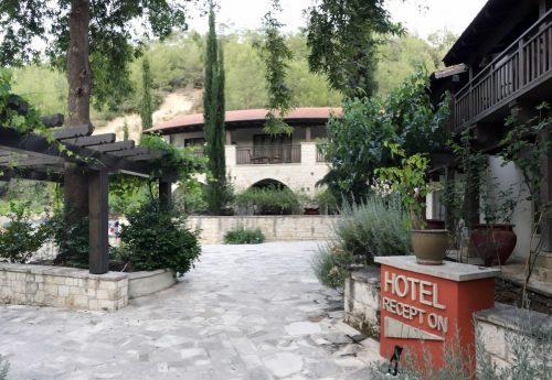 סדנת ניה בהרי קפריסין