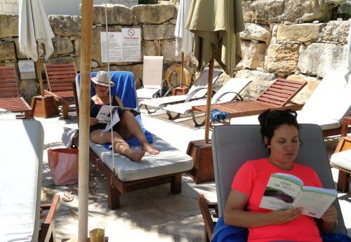 חופשת יוגה בקפריסין