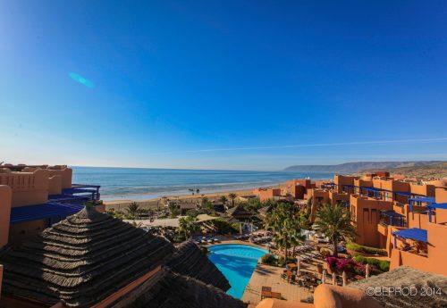 חופשת יוגה במרוקו הקסומה
