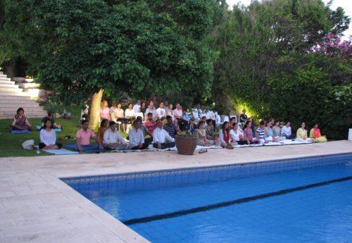סדנת בהריגו יוגה במושב חירות