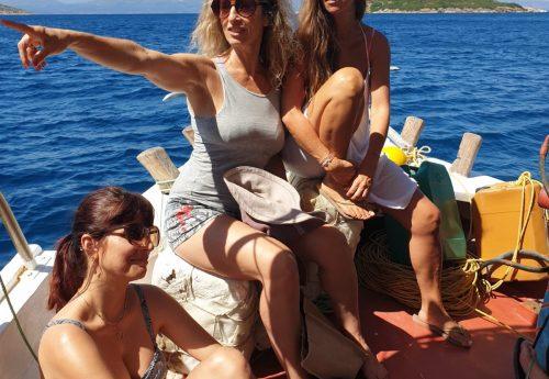 סדנת העמקה עם רוקסי ביוון