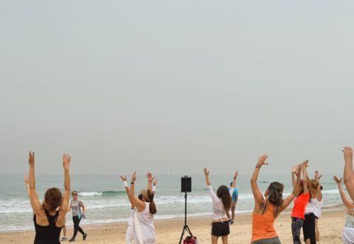 חופשת ניה ריקוד לגוף ונפש על הים